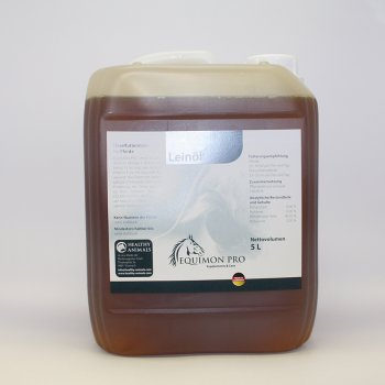 Linseed oil cold pressed